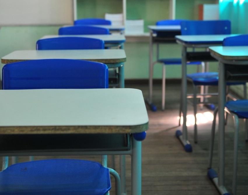 Governo tentava manter as aulas da Educação Infantil e 1º e 2º anos do Ensino Fundamental | Foto: Alina Souza