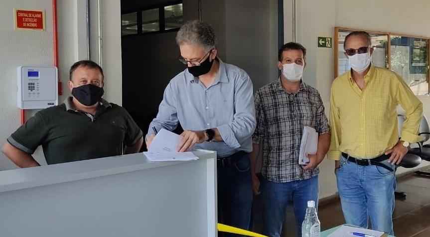 Fotos: Divulgação/Prefeitura de Palmeira das Missões