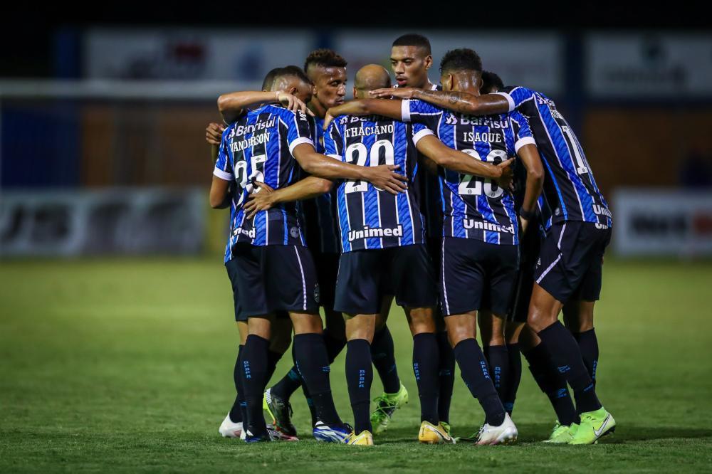 Foto: Lucas Uedbel/Grêmio FBPA