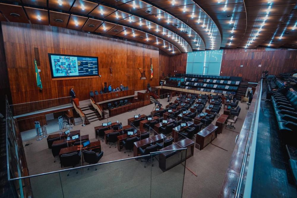 A definição aceita pelos parlamentares não traz impacto significativo na atuação do Executivo estadual. Foto: Joel Vargas / Agência ALRS