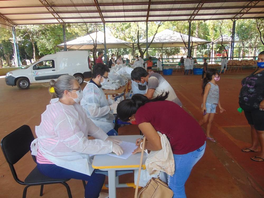 Redentora: Administração Municipal realiza entrega de alimentos do PAA