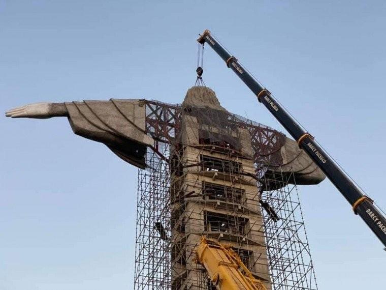 RS terá a maior estátua de Cristo da América do Sul