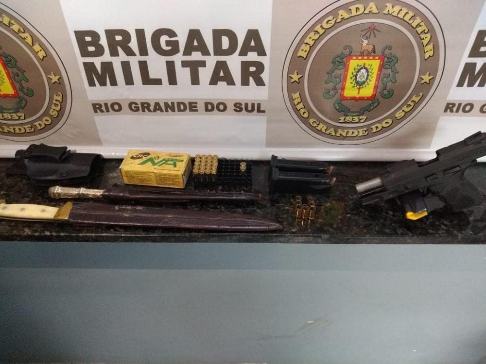 Foto - Brigada Militar/ Divulgação