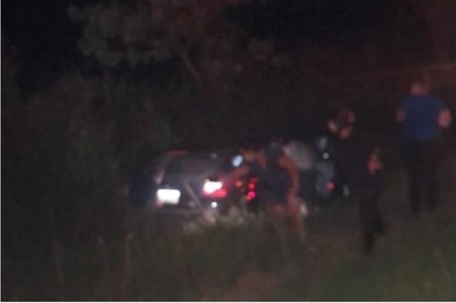 Grave acidente entre dois veículos deixa vítima fatal na BR 468 em Campo Novo