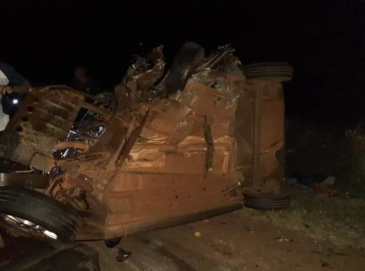 Urgente: Morre a segunda vítima de acidente na BR 468 em Campo Novo