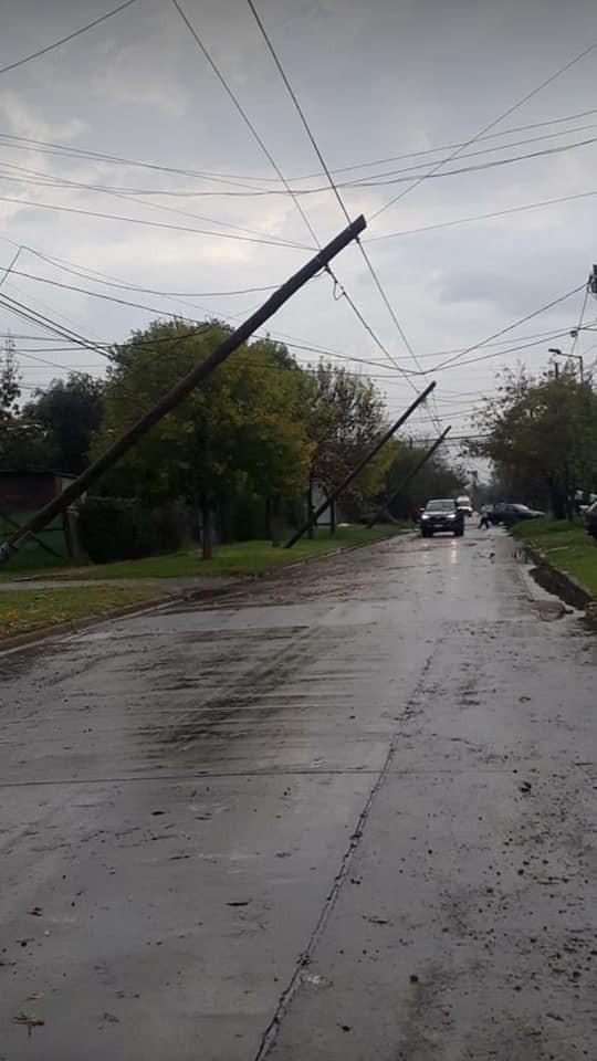 Atenção: Chuva e temporais da Argentina e Uruguai avançam para o RS