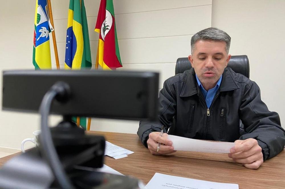 Presidente da Famurs evita elogiar ou criticar novo modelo, dizendo que prefeitos assumirão novas responsabilidades. Foto: Voltaire Santos / Divulgação