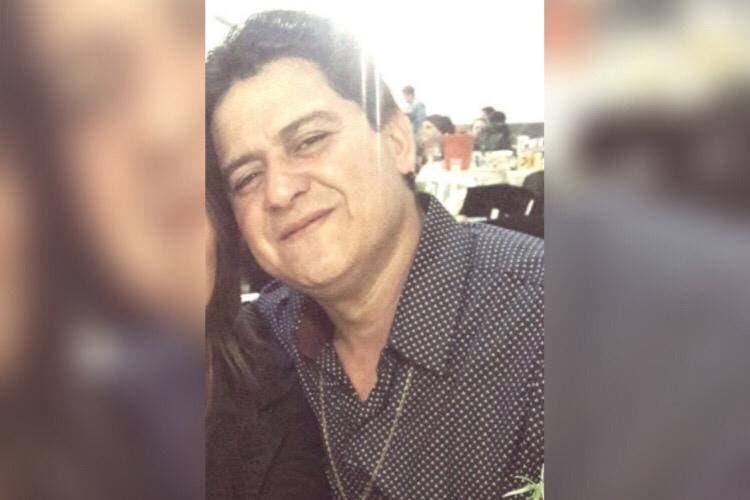 José faria 49 anos no final de maio e não tinha comorbidades (Foto: Redes Sociais/Reprodução NSC)