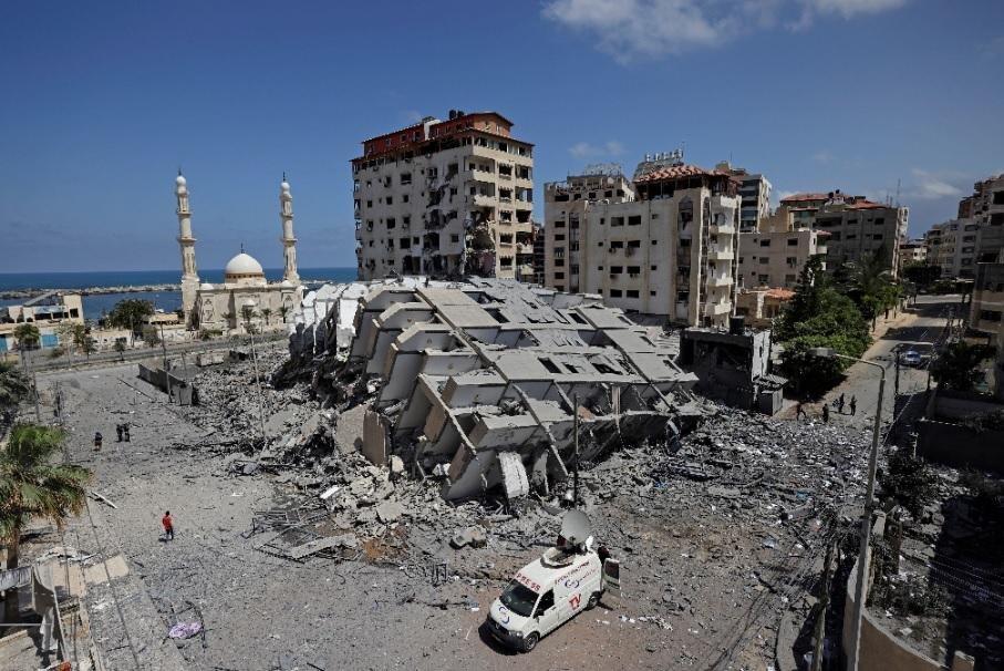Confrontos entre Israel e palestinos deixam 50 mortos e aumenta temor de