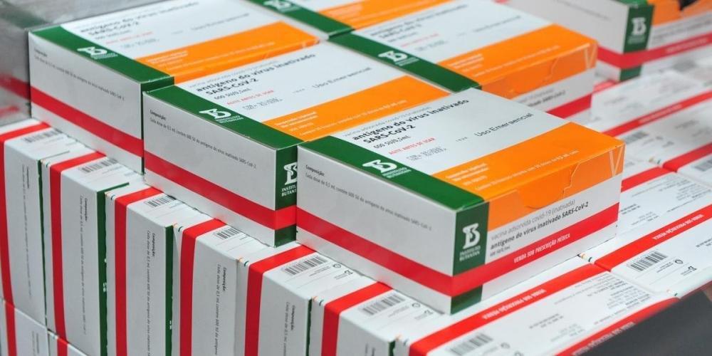 RS receberá mais de 366 mil doses de vacinas contra a Covid-19 do Ministério da Saúde   Foto: Alina Souza / CP Memória