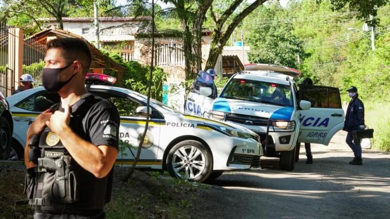 Atuação integrada das forças de segurança amplia ações de repressão e agiliza elucidação dos casos investigados - Foto: Grégori Bertó / Ascom SSP