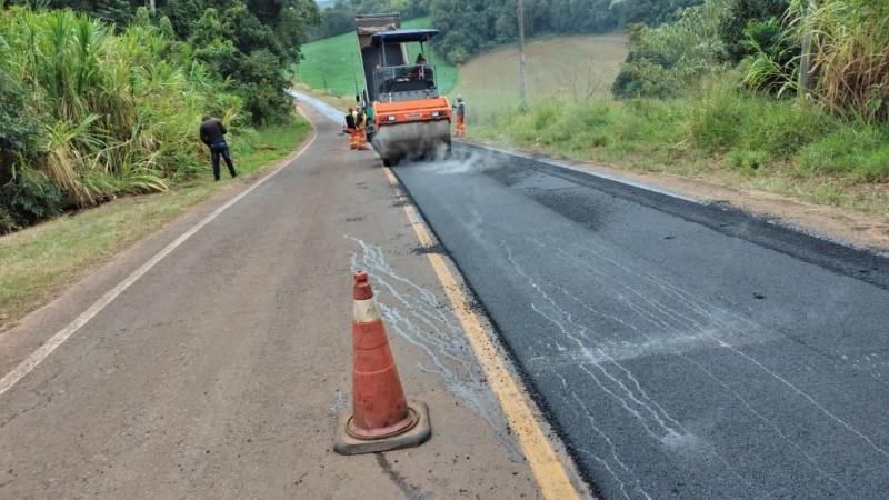 Obras contam com investimento de R$ 642 mil do Tesouro Estadual - Foto: Divulgação Daer