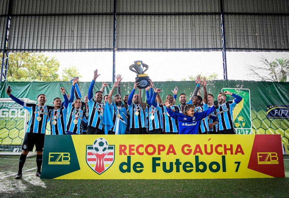 Foto: Luciano Maciel / Grêmio Futebol 7