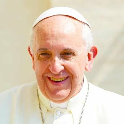 Foto: Reprodução/Twitter/Papa Francisco