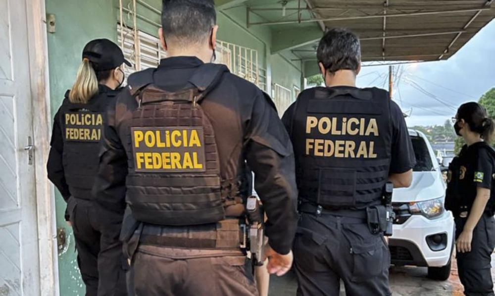 Valores investigados somam R$ 3,2 bilhões. Foto: Polícia Federal/Divulgação