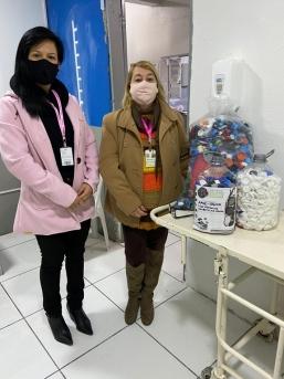 Servidoras atuam em prol do meio ambiente e prevenção contra o câncer de mama - Foto de Susepe