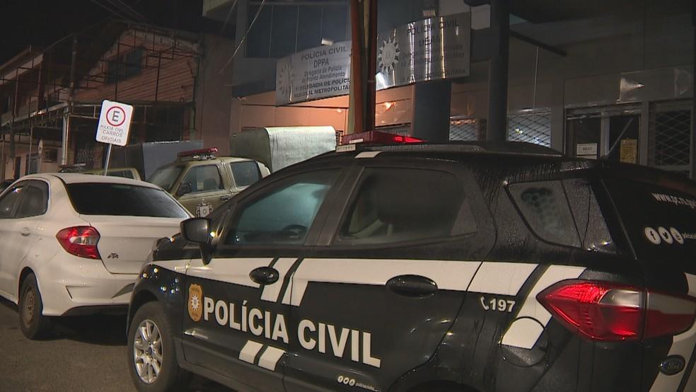 Polícia investiga tentativa de feminicídio em Gravataí — Foto: Reprodução / RBS TV