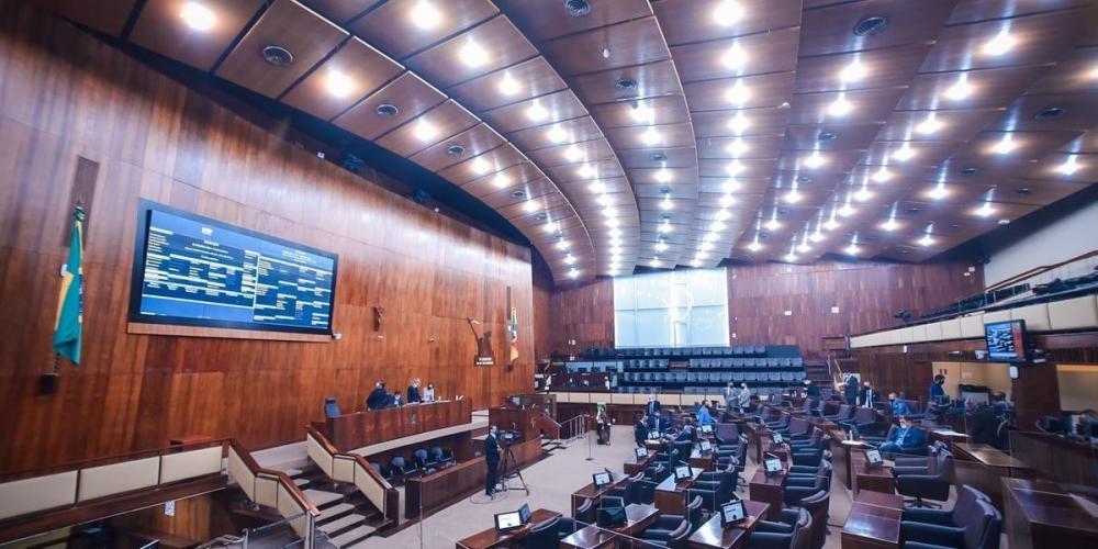 Assembleia tenta votar privatização da Corsan nesta terça-feira | Foto: Joel Vargas / ALRS