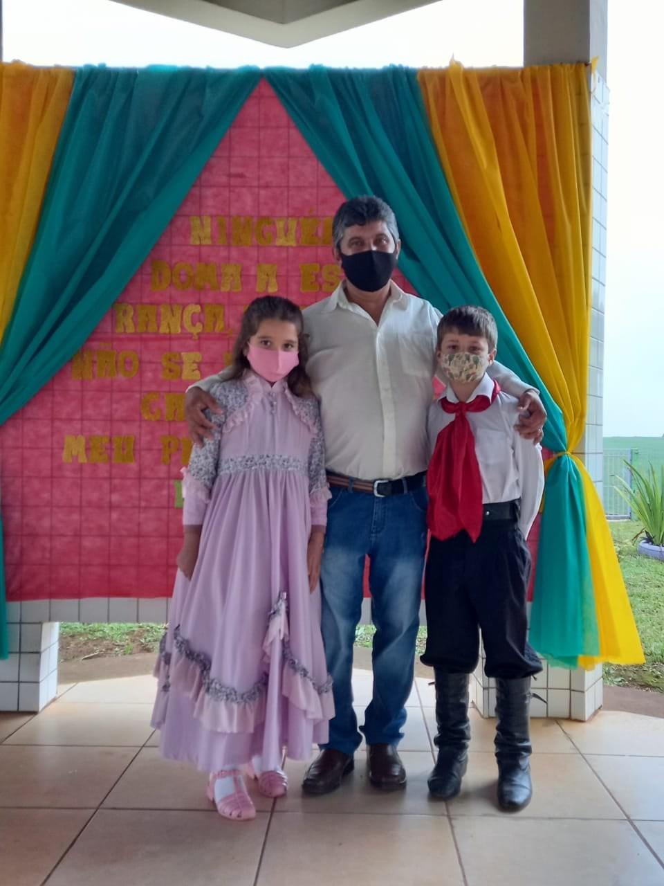 Redentora: Escola Municipal Assis Brasil valoriza nossas raízes na Semana Farroupilha - RD Foco