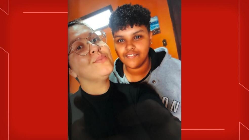 Yasmin Vaz dos Santos Rodrigues e Bruna Nathiele Porto da Rosa — Foto: Divulgação
