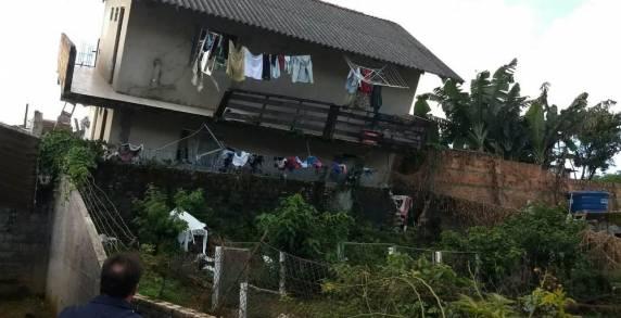 Casa cedeu em Palhoça, na Grande Florianópolis (João Otávio Amante/Divulgação)